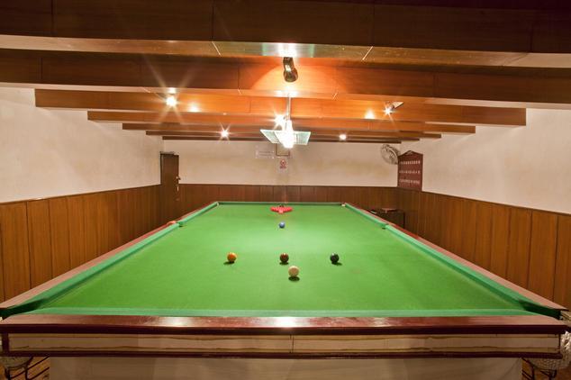 Pool Table in The Naini Retreat