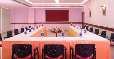 Meeting room in Cloud 9 Resort, Munnar