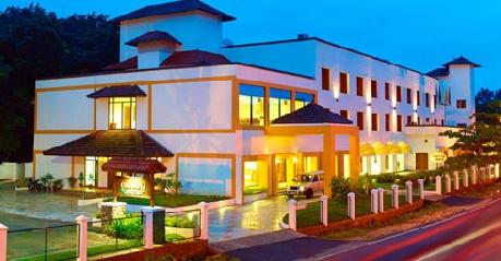 Cloud 9 Resort, Munnar