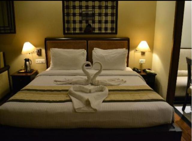 Bedroom in Club Mahindra Lakeview Resort Munnar