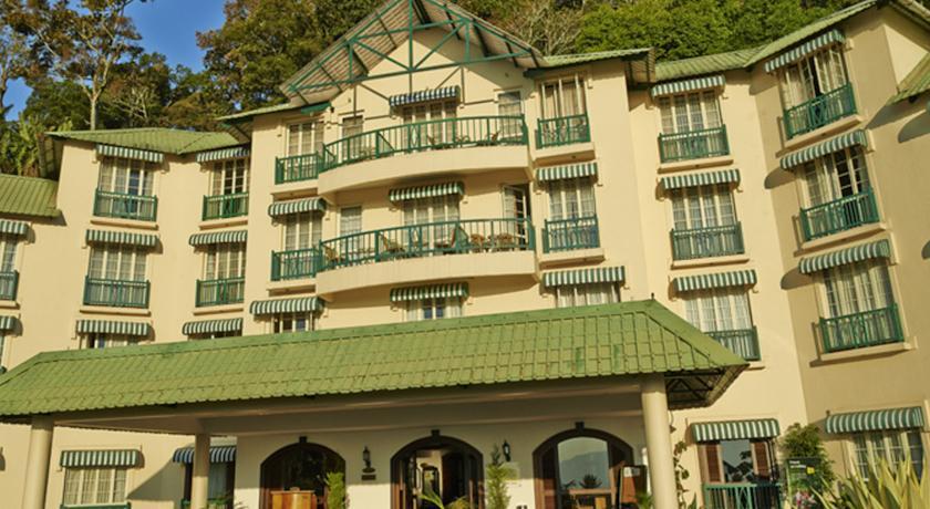 Club Mahindra Lakeview Resort Munnar