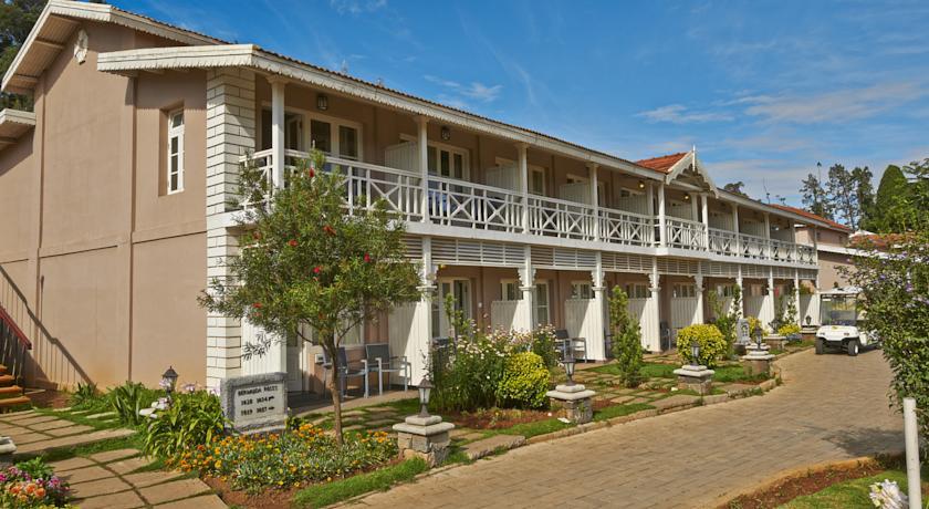 Resort in Club Mahindra Derby Green, Ooty