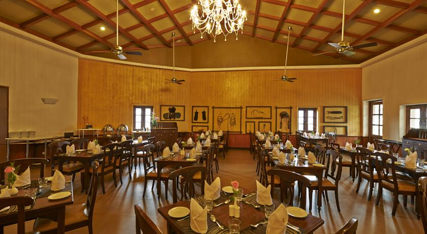 Dining2 in Club Mahindra Derby Green, Ooty