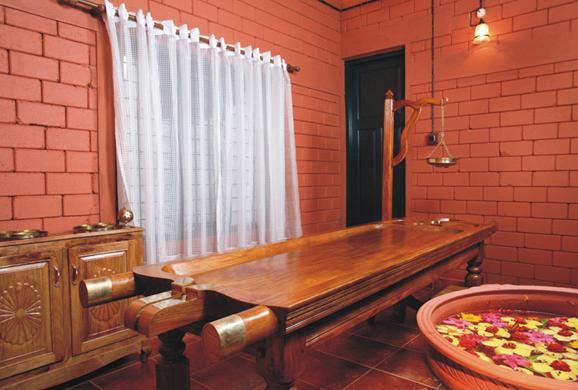 treatment in Hotel Cocobay Resort