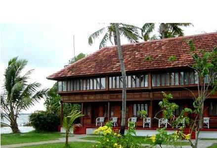 Coconut Lagoon In Kumarakom