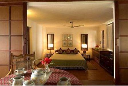 Bedroom2 in Coconut Lagoon In Kumarakom