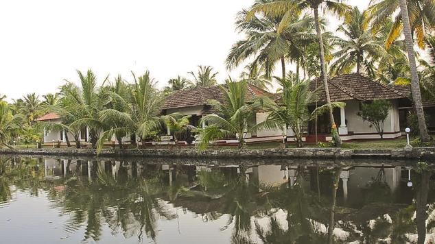 Resort in Coir Village, Alleppey