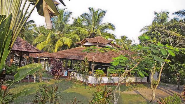 Resort2 in Coir Village, Alleppey
