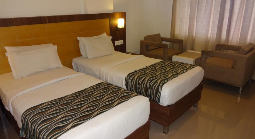 Super deluxe in Deluxe Rooms in Continental Park Hotel Vijayawada