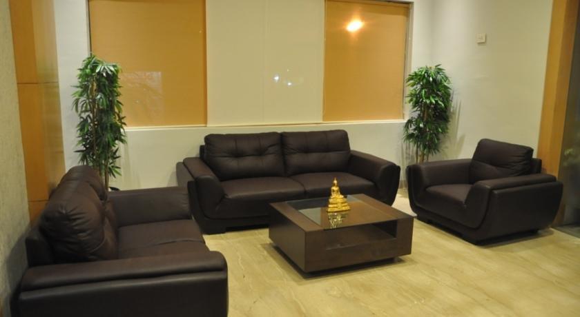 guest room in Continental Park Hotel Vijayawada