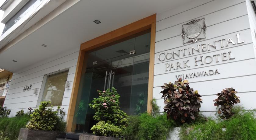 Reception2 in Continental Park Hotel Vijayawada
