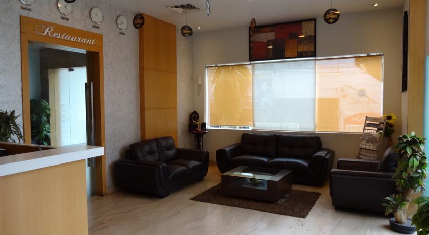 guest room2 in Continental Park Hotel Vijayawada
