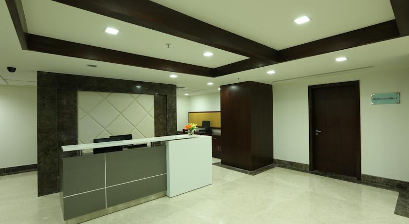 Reception in Country Inn And Suites By Carlson Mysore