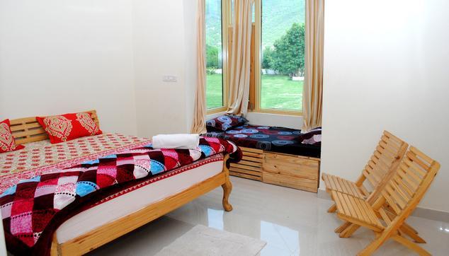 Suite Room in Countryside Resort Pushkar