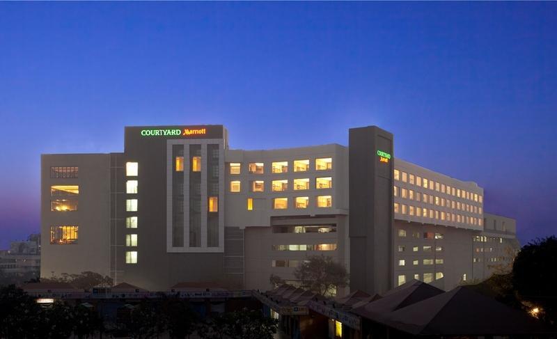 Hotel Courtyard By Marriott, Bhopal