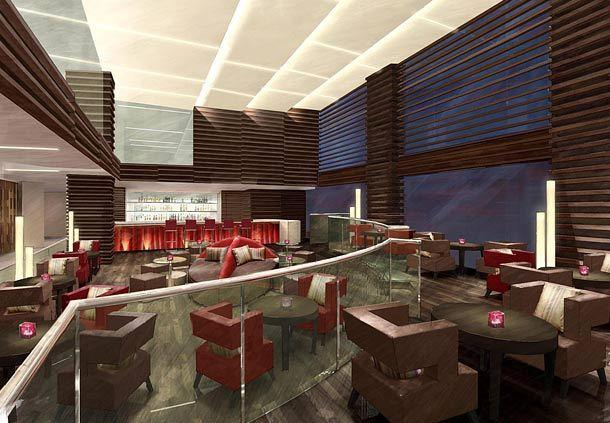 Dining2 in Courtyard By Marriott, Bhopal