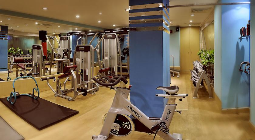 Gym in The Suryaa, New Delhi