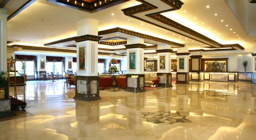 Reception2 in The Suryaa, New Delhi