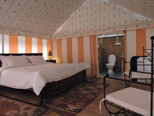 tent-house-room-in-Damodra-Desert-Camp,-Jaisalmer