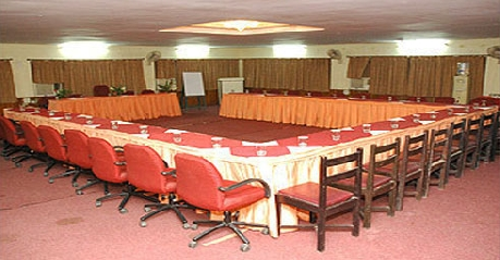 Meeting in Dariya Darshan Hotel
