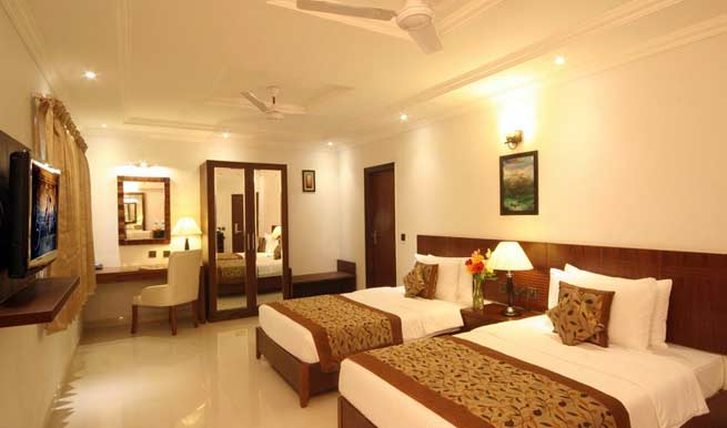Superior Rooms in Hotel De Alturas Resorts