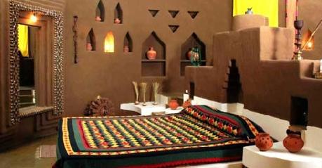 Deluxe Cottage in Hotel Desert Resort