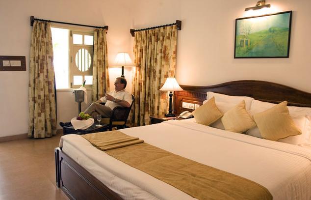 Deluxe Room in Dona Sylvia Hotel