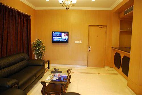 guest room in Eagleton Golf Resort Bangalore