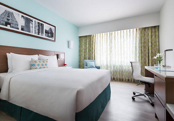 Deluxe in Hotel Fairfield By Marriott Bangalore