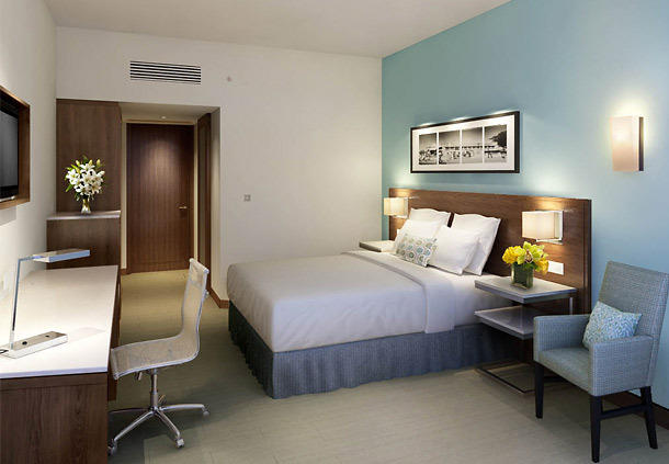 Super Deluxe in Hotel Fairfield By Marriott Bangalore