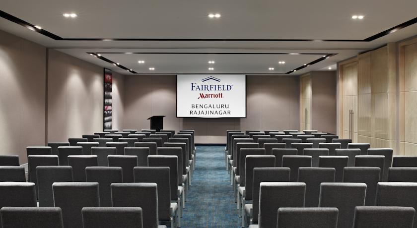 Meeting in Hotel Fairfield By Marriott Bangalore