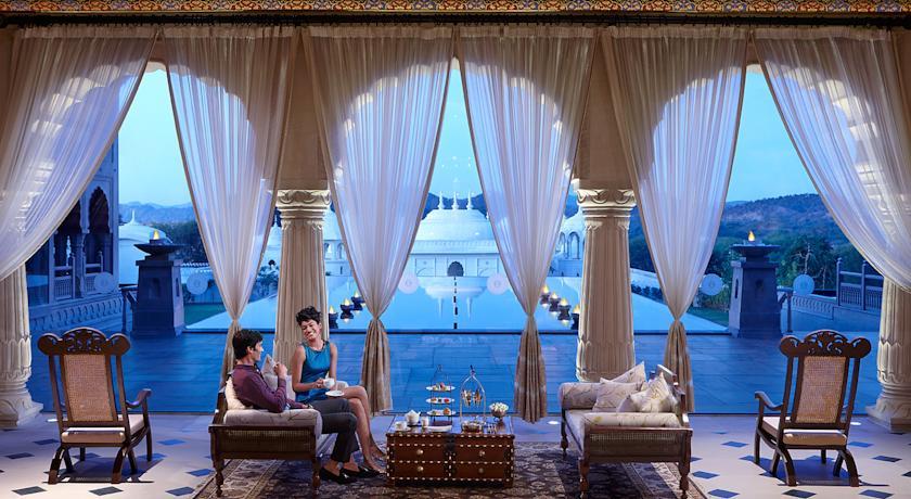 guest room2 in Fairmont Jaipur Hotel