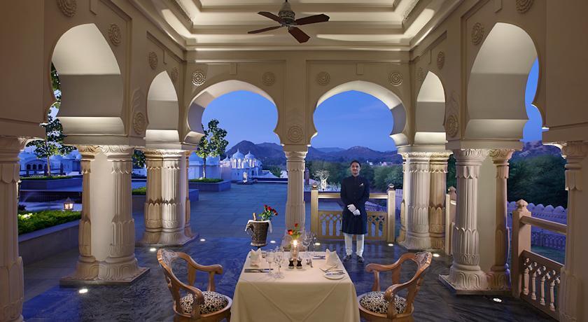Exterior in Fairmont Jaipur Hotel