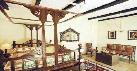 Deluxe Suites in Fort Amla