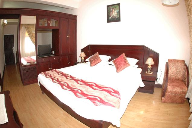 Valley View Room in Hotel Fort Munnar