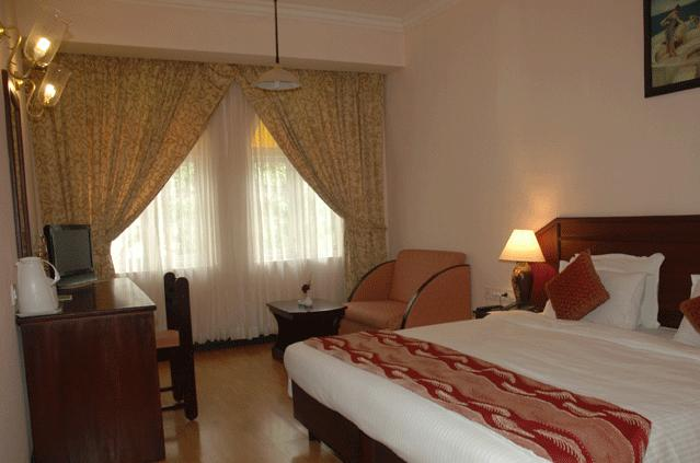 Executive Suite in Hotel Fort Munnar