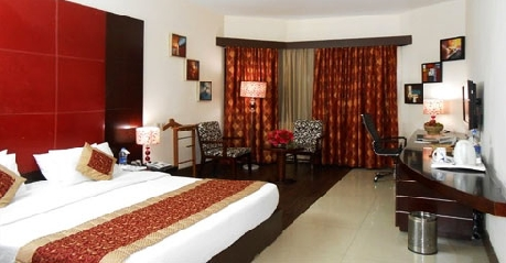 Deluxe Suite in Fortune Hotel The South Park, Trivandrum