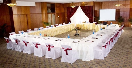 Meeting in Fortune Hotel The South Park, Trivandrum