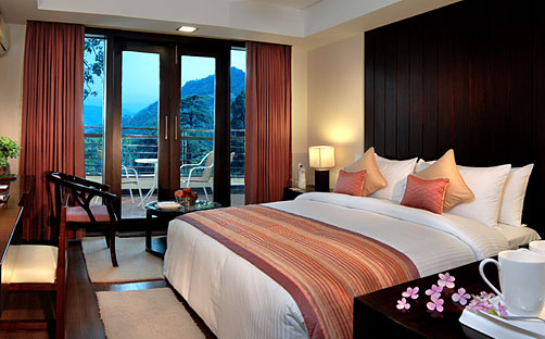 Luxury Suites in Fortune Resort Grace