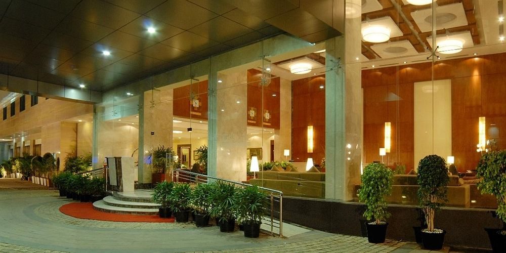 Reception in Fortune Select JP Cosmos, Bangalore