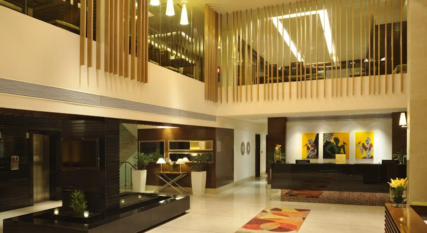 Hotel Reception in Four Points By Sheraton