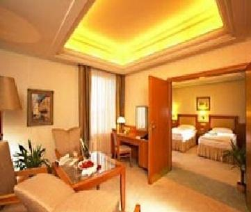 Bedroom in Four Points By Sheraton Jaipur