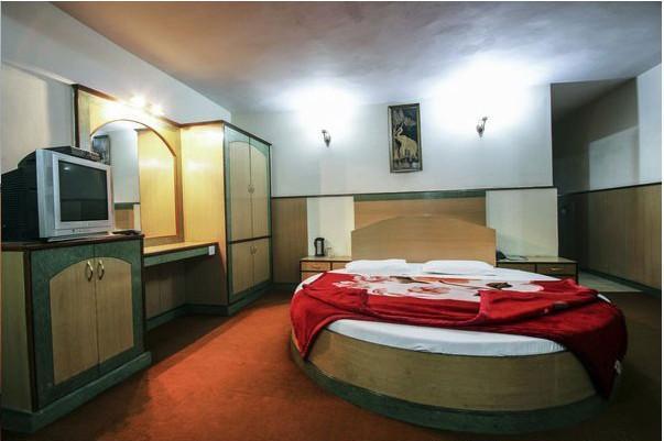 Bedroom in Galleu Hill Resort Shimla