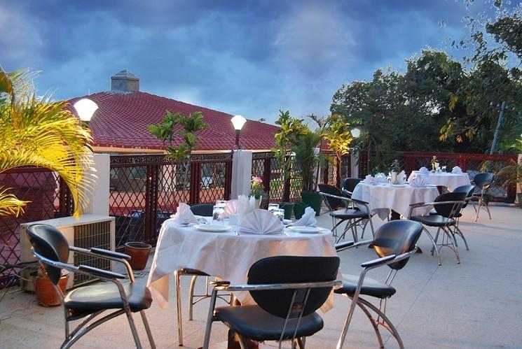 Dining2 in Hotel Ganga Beach Resort, Rishikesh
