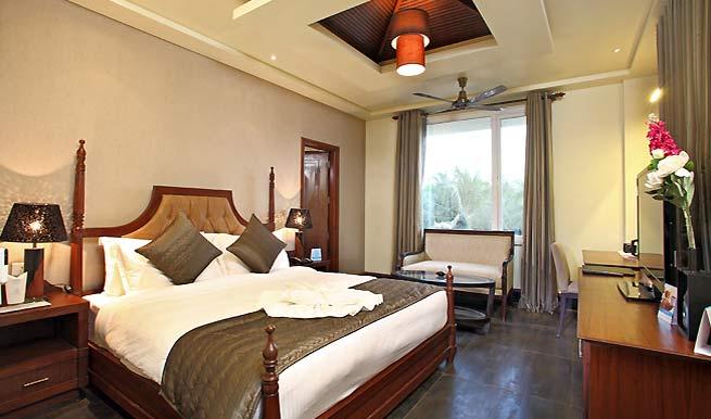 premier-room in Hotel Godwin Goa