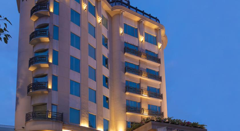 Hotel Goldfinch Hotel Bangalore2