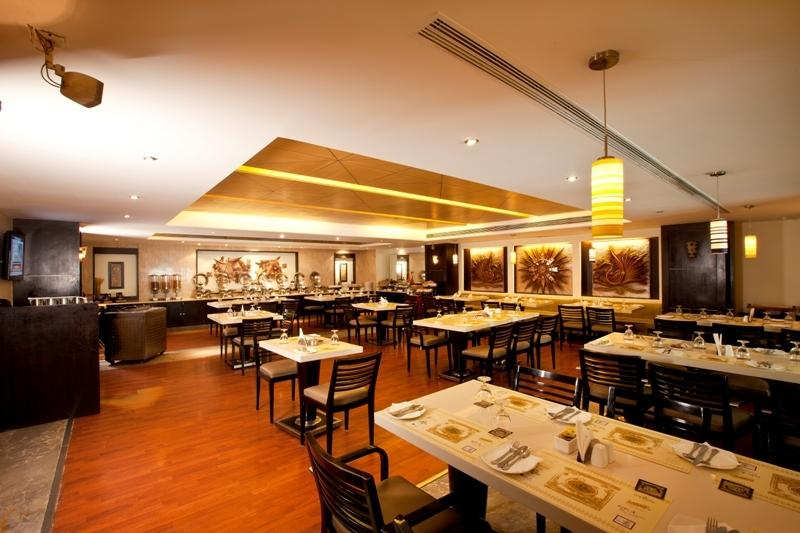 Dining in Hotel Goldfinch Hotel Bangalore