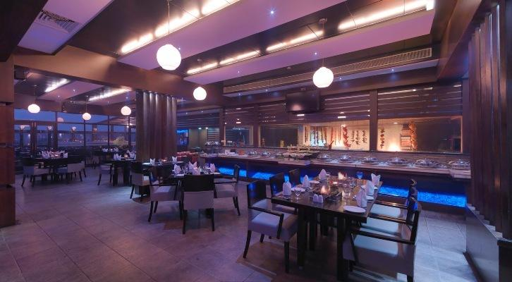 Dining3 in Hotel Goldfinch Hotel Bangalore