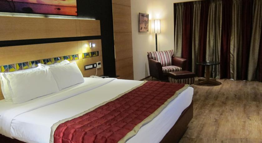 Suite in Hotel Goldfinch Hotel Bangalore