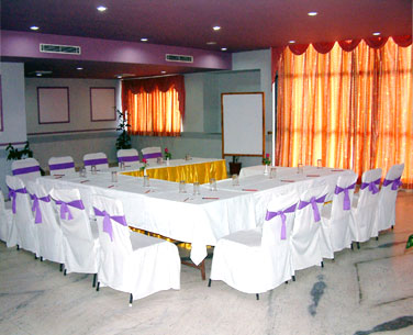 Meeting in Grand Continental Hotel